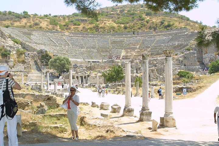 Ephesus and Ephesus Museum for Archaeology Lovers Tour from Izmir with Private Guide, Izmir, TURQUIA