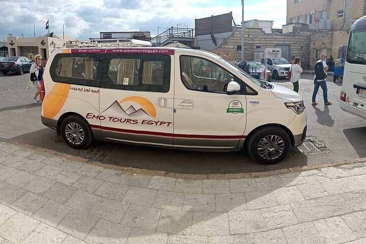 Private Pickup Transfer from Cairo Airport to Hotels in Cairo, El Cairo, EGIPTO