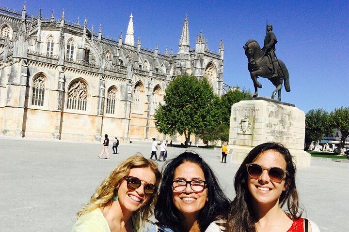 Private day tour Fatima,Batalha, Nazaré e Obidos, Lisbon, PORTUGAL