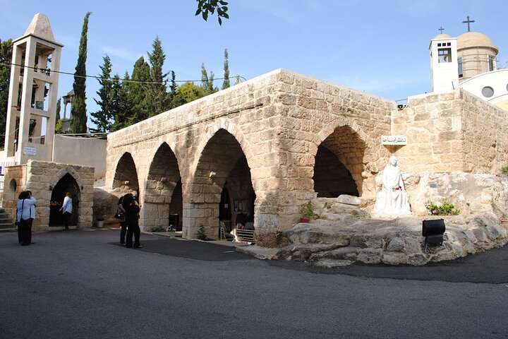 Private Tour: Tyre, Sidon and Maghdouche Day Trip from Beirut, Beirut, LIBANO