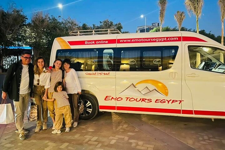 Day-Trip to Alexandria from Cairo by Private Car, El Cairo, EGIPTO