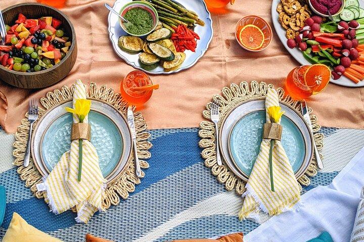Private Gourmet Picnic in New York City, Brooklyn, NY, ESTADOS UNIDOS
