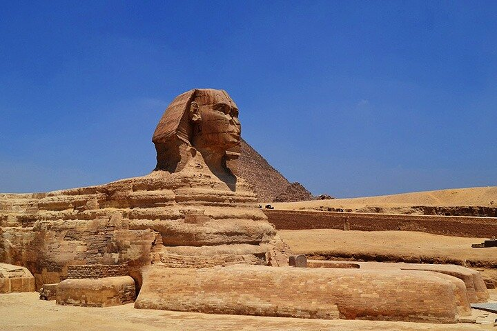 Pyramids and Lunch Cruise Day Tour from Port Sokhna, Suez, EGIPTO