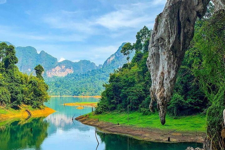 Full-Day Small-Group Cheow Lan Dam Tour with Lunch, Surat Thani, TAILANDIA