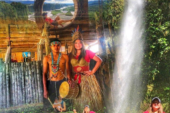 Excursion A La Amazonia - Selva - Jungle Todo Incluido en Un Dia, Baños, ECUADOR