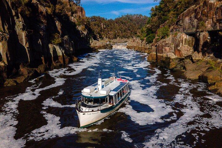 Cataract Gorge Cruise 10:30 am, Launceston, AUSTRALIA