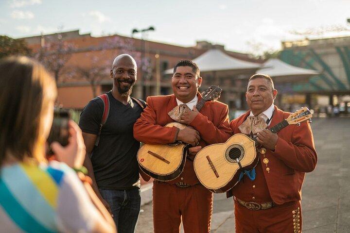 Experience Mexico City: Cantinas, Lucha Libre and Mariachi in Garibaldi Square, Ciudad de Mexico, MEXICO