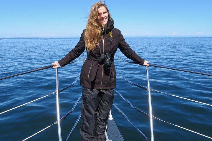 Victoria Whale Watch Tour, Isla de Vancouver, CANADA