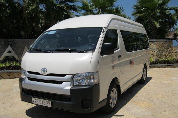 Private Arrival Transfer: Cam Ranh Airport to Nha Trang City Hotels, Nha Trang, Vietnam