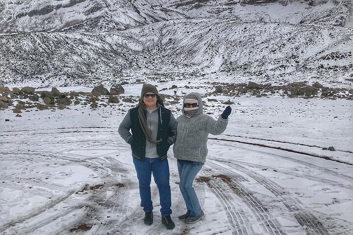 Full-Day Shared Excursion to Chimborazo Volcano from Guayaquil, Guayaquil, ECUADOR