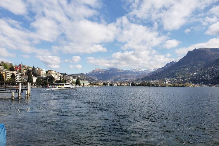 Lugano and its history private walking tour, Lugano, SUIZA