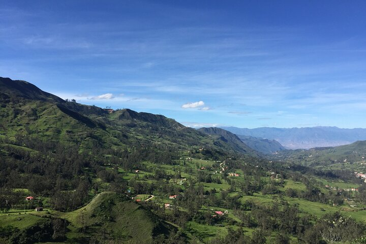 Giron Waterfall and Busa Lake, Cuenca, ECUADOR