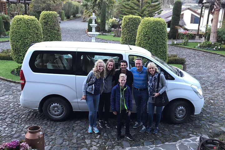 Cuenca to/from Guayaquil Private Shuttle, Cuenca, ECUADOR