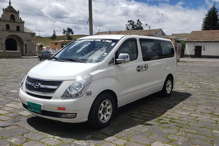 Cuenca to/from Guayaquil Private Shuttle, Cuenca, Equador