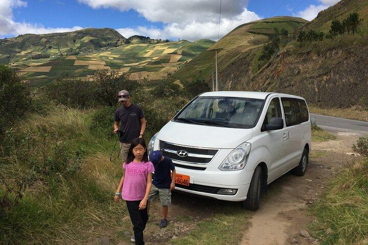 Traslado de Vilcabamba a Cuenca, ,