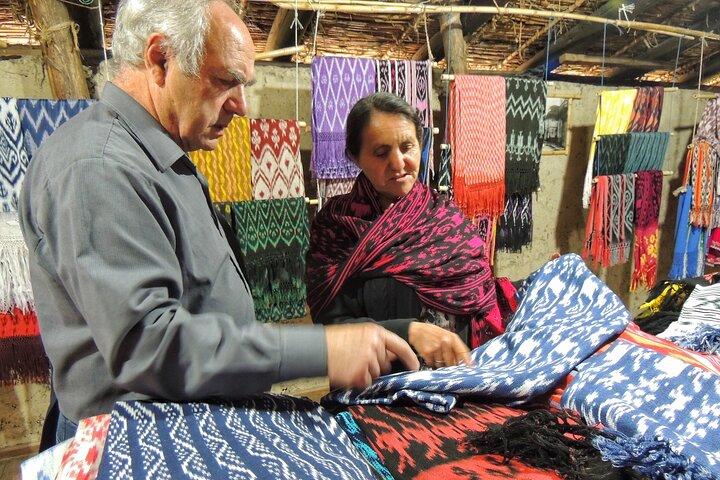 Gualaceo, Chordelg and Sigsig craft making villagues, Cuenca, ECUADOR