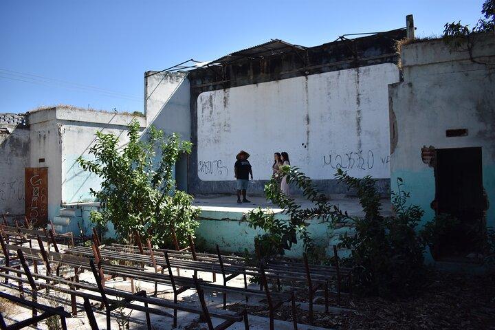 Ghost Town and Secret Beach, Mazatlan, MEXICO