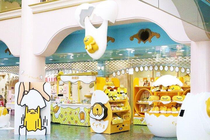 Direct to Gate: Sanrio Puroland Advance Passport Ticket (for foreign residents), Tokyo, JAPON