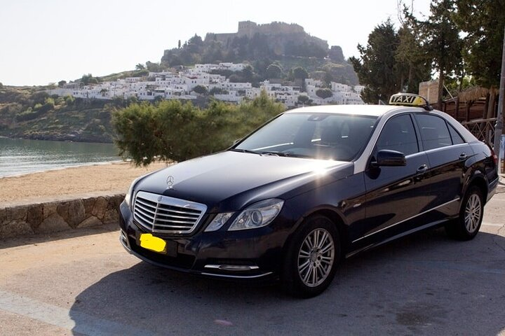 One Way Private Transfer from Rhodes Airport to/from Faliraki, Cos, Grécia