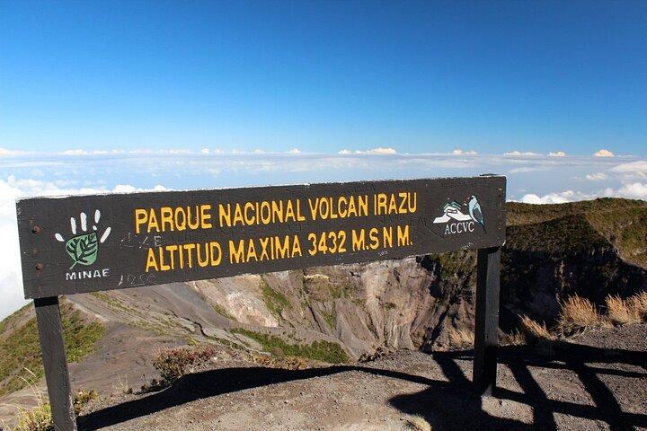 Parque Nacional Volcán Irazú (Medio Día)., San Jose, COSTA RICA