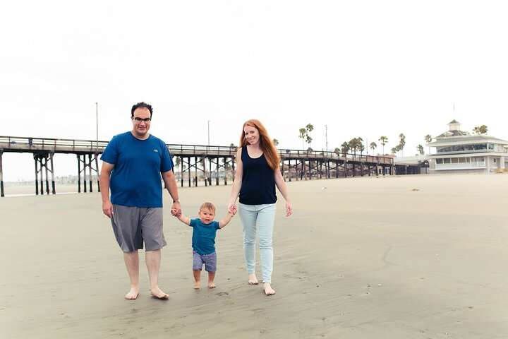 Private Vacation Photography Session with Photographer in Anaheim, Anaheim y Buena Park, CA, ESTADOS UNIDOS