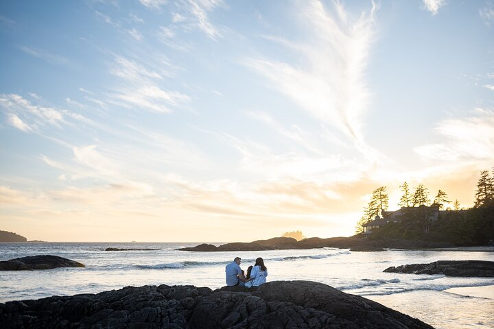 Private Vacation Photography Session with Local Photographer in Tofino, Isla de Vancouver, CANADA