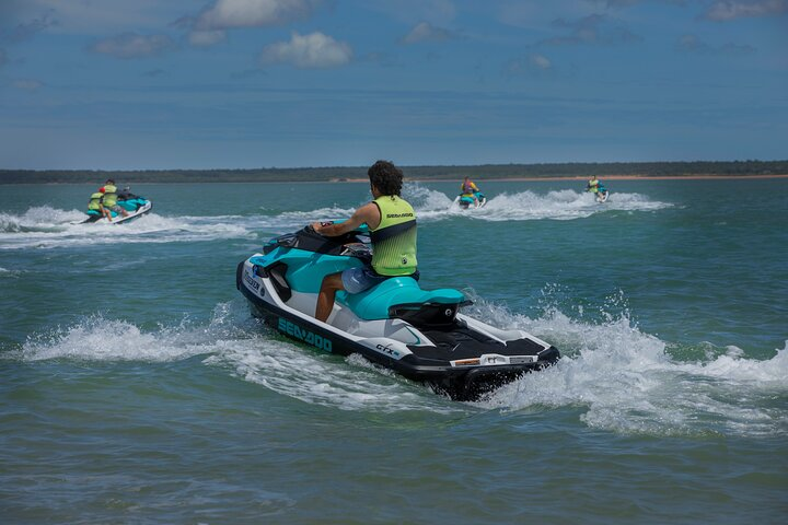 75-minute Die Another Day Jet Skiing in Darwin, Darwin, AUSTRALIA