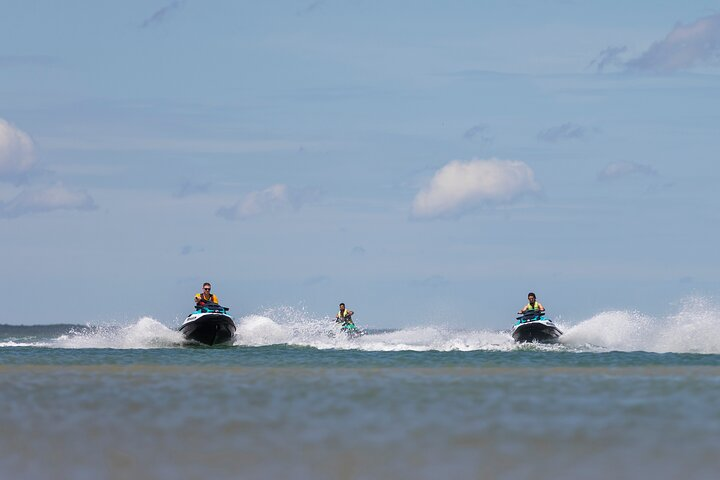 1-Hour Sean Connery Secret Mission Jet Skiing in Darwin, Darwin, AUSTRALIA