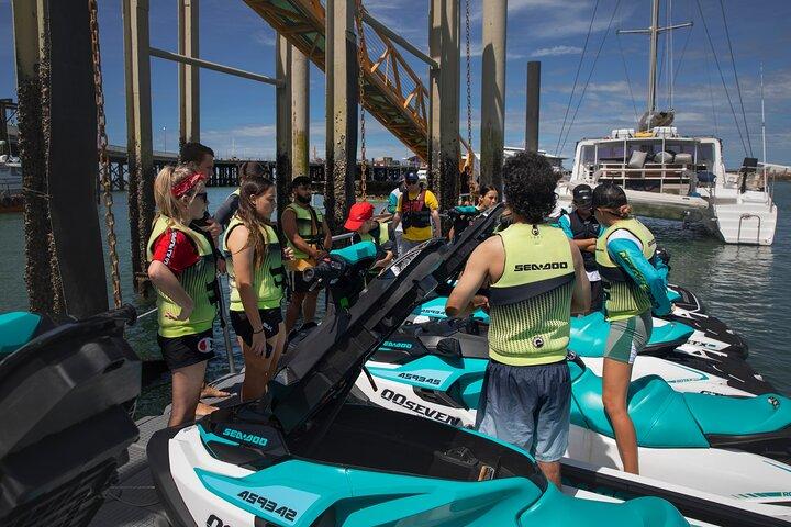 1-Hour Thunderball Shipwreck Jet Skiing in Darwin, Darwin, AUSTRALIA