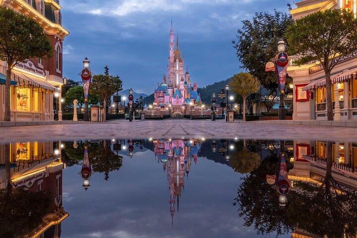 Hong Kong Disneyland, Hong Kong, CHINA
