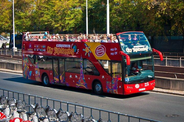Recorrido en autobús con paradas libres en San Antonio de 48 horas y entrada a la Torre de las Américas, San Antonio, TX, ESTADOS UNIDOS