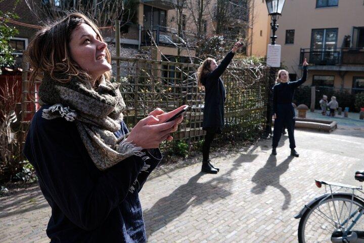 Outside Escape Walking Tour in The Hague City (2 Hours, Self-guided), La Haya, HOLANDA