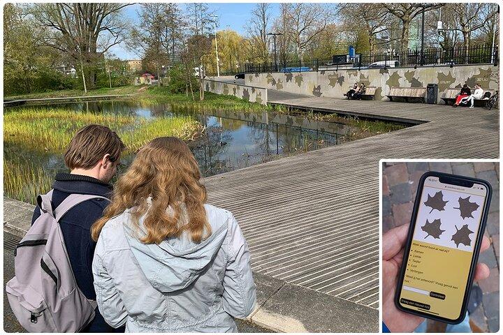 2-Hour Self-Guided Walking Tour in Delft City, La Haya, HOLANDA