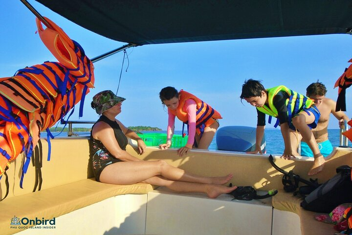 OnBird - Tailor-made Private Speedboat Rental in South Phu Quoc, Phu Quoc, VIETNAM