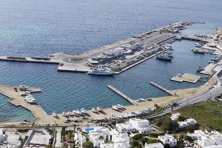 Mykonos port and Airport to Hotel private Arrival transfer!, Miconos, GRECIA