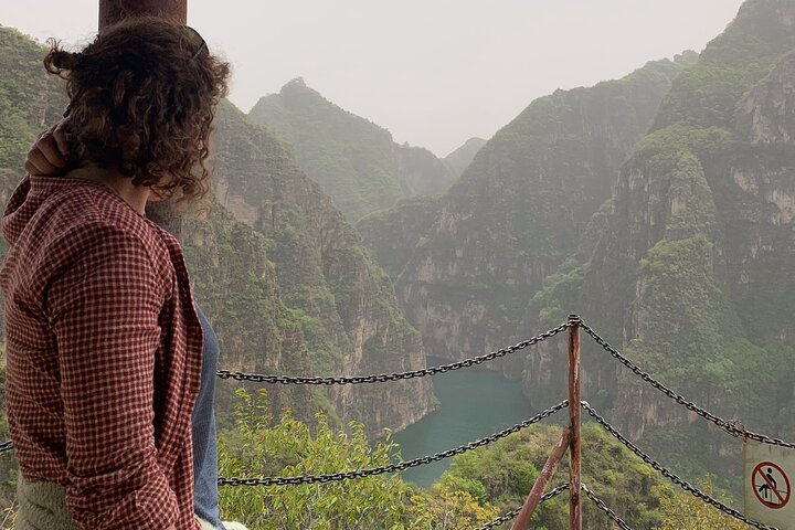 Private Day Tour to Longqing Gorge with Boat Ride and Cable Car from Beijing, Beijing, CHINA