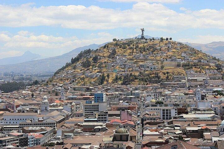 Passeio pela Quito Antiga e Excursão gastronômica a pé, Quito, Equador