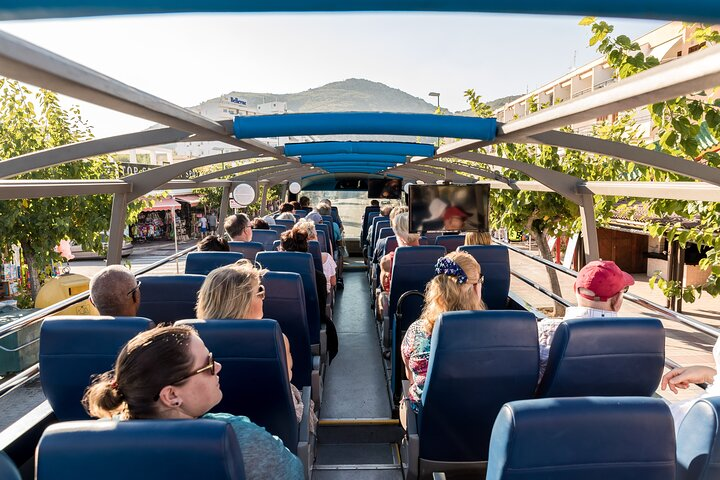 Alcudia Open Bus City Tour in Mallorca, Mallorca, Espanha