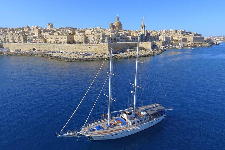 Hera 3 Bay Cruise including the Blue Lagoon 2021, La Valeta, MALTA
