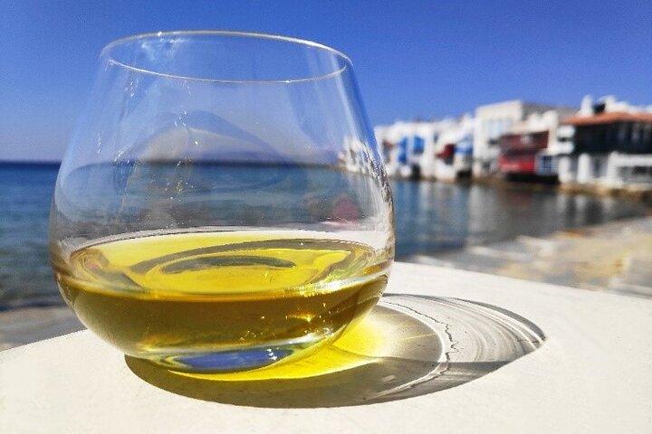 Olive Oil Tasting in Mykonos, Miconos, GRECIA