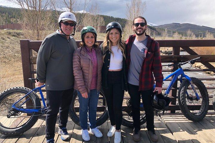 Fat Bike Beer & Distillery Tour, Breckenridge, CO, ESTADOS UNIDOS