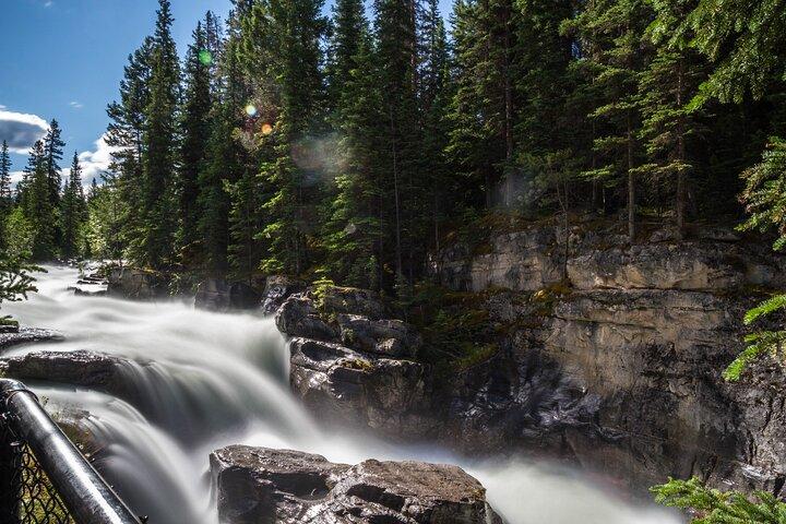 Maligne Canyon Hiking Tour, Jasper, CANADA