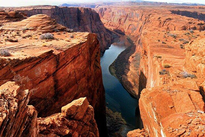 Antelope Slot Canyon and Horseshoe Bend Day Tour from Flagstaff, Flagstaff, AZ, ESTADOS UNIDOS