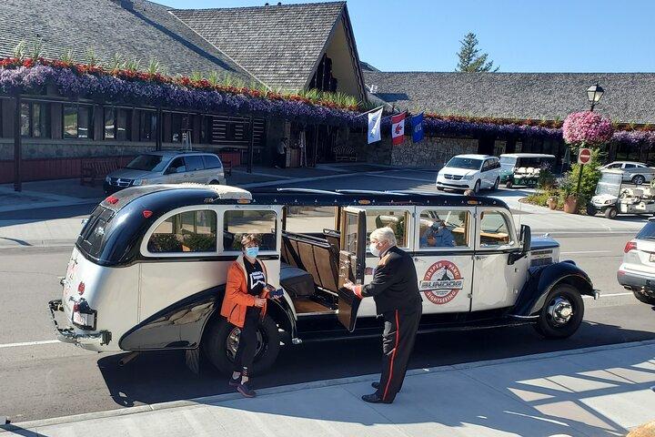 90 Minute Historic Jammer Tours, Jasper, CANADA