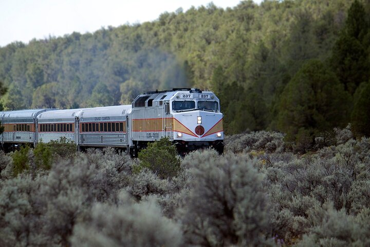 Grand Experience Coach Railroad Excursion Flagstaff, Flagstaff, AZ, ESTADOS UNIDOS