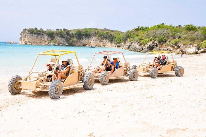 Recorrido de Aventura Guiado en Buggy por Punta Cana, Punta de Cana, REPUBLICA DOMINICANA