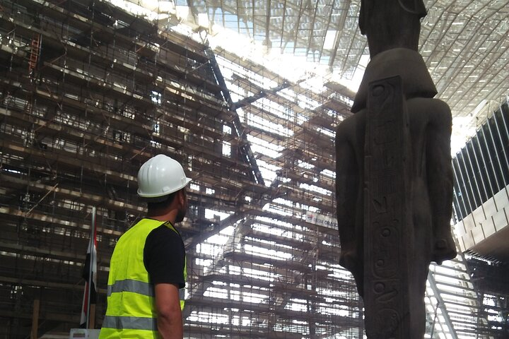 Unique Tour to The Grand Egyptian Museum, Guiza, EGIPTO