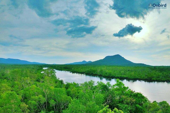 OnBird - PRIVATE Speedboat Trip to Untouched Dragon Beach, Forest, Sunset Meal, Phu Quoc, VIETNAM