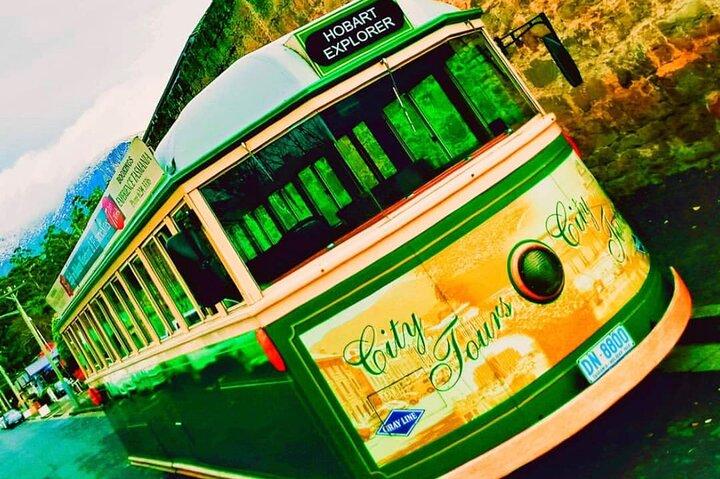 Hobart Half-Day Sightseeing Coach Tram Tour, Hobart, AUSTRALIA