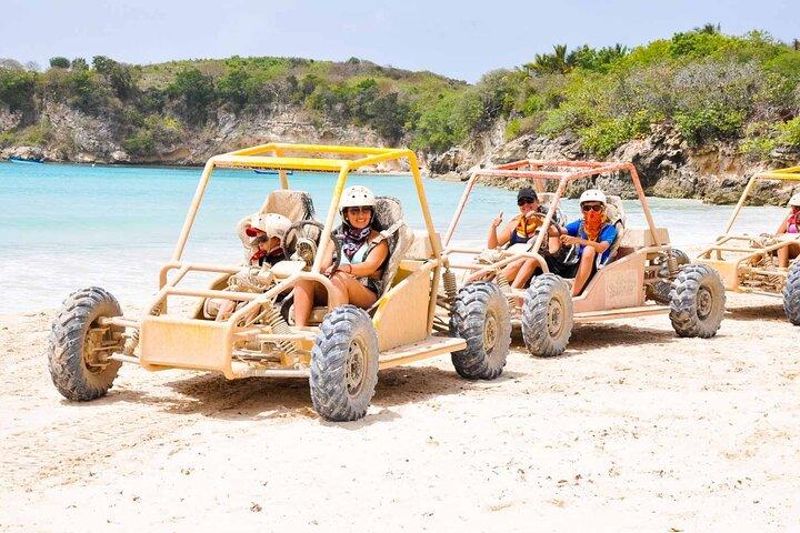 Aventura en Buggys + Playa macao y Cenote, Punta de Cana, REPUBLICA DOMINICANA
